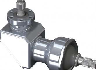 New gear box gives customizers steering system options