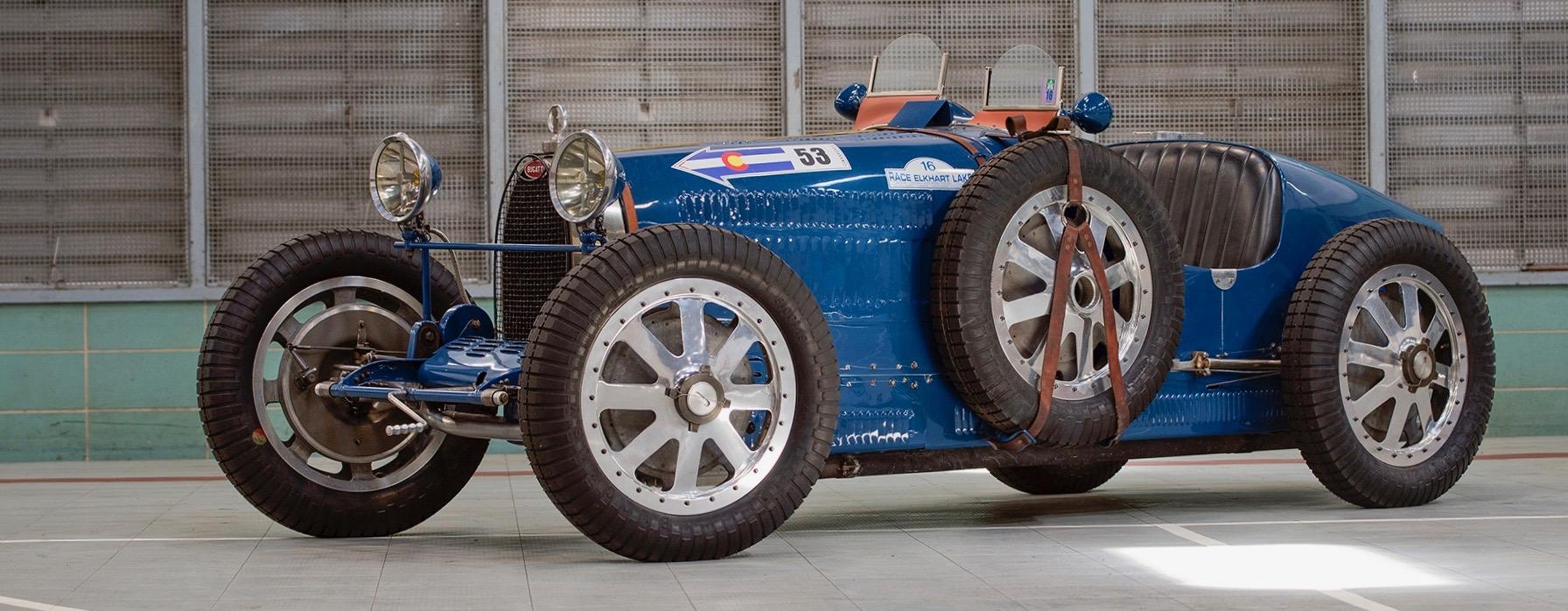 Bugatti, Bugatti Type 35A raced by Chiron on Worldwide docket, ClassicCars.com Journal