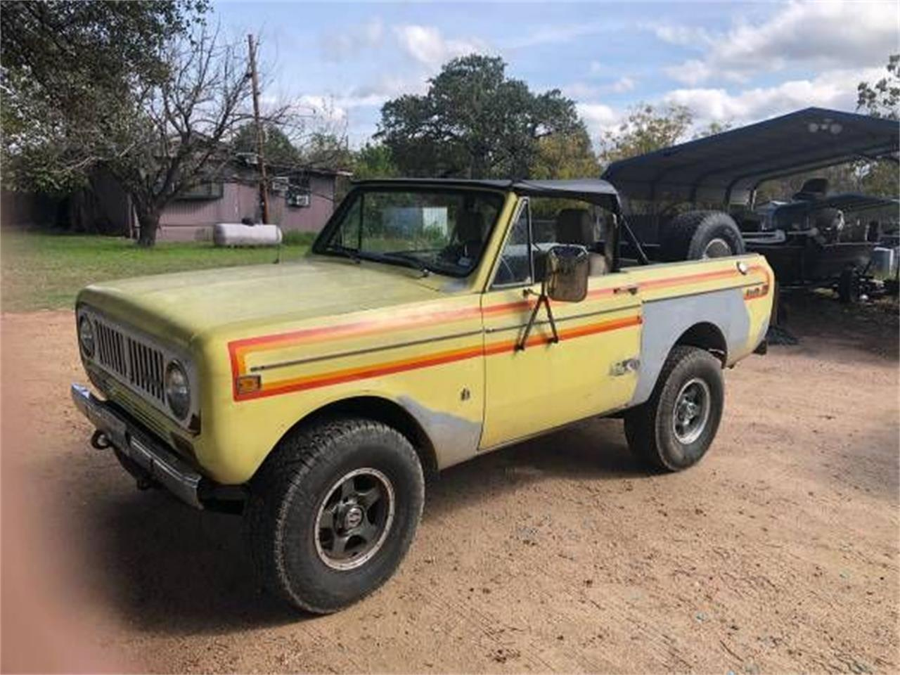 Even project Scouts, such as this one for sale on ClassicCars.com, top the $10,000 mark. | ClassicCars.com photo