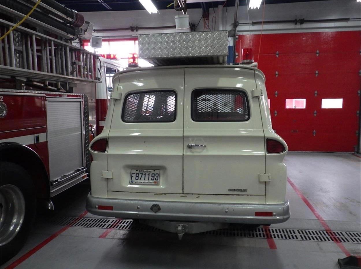Suburban, '65 Suburban fought blazes for 53 years, ClassicCars.com Journal