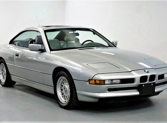 V12-powered BMW 850i coupe has a strong future as a classic
