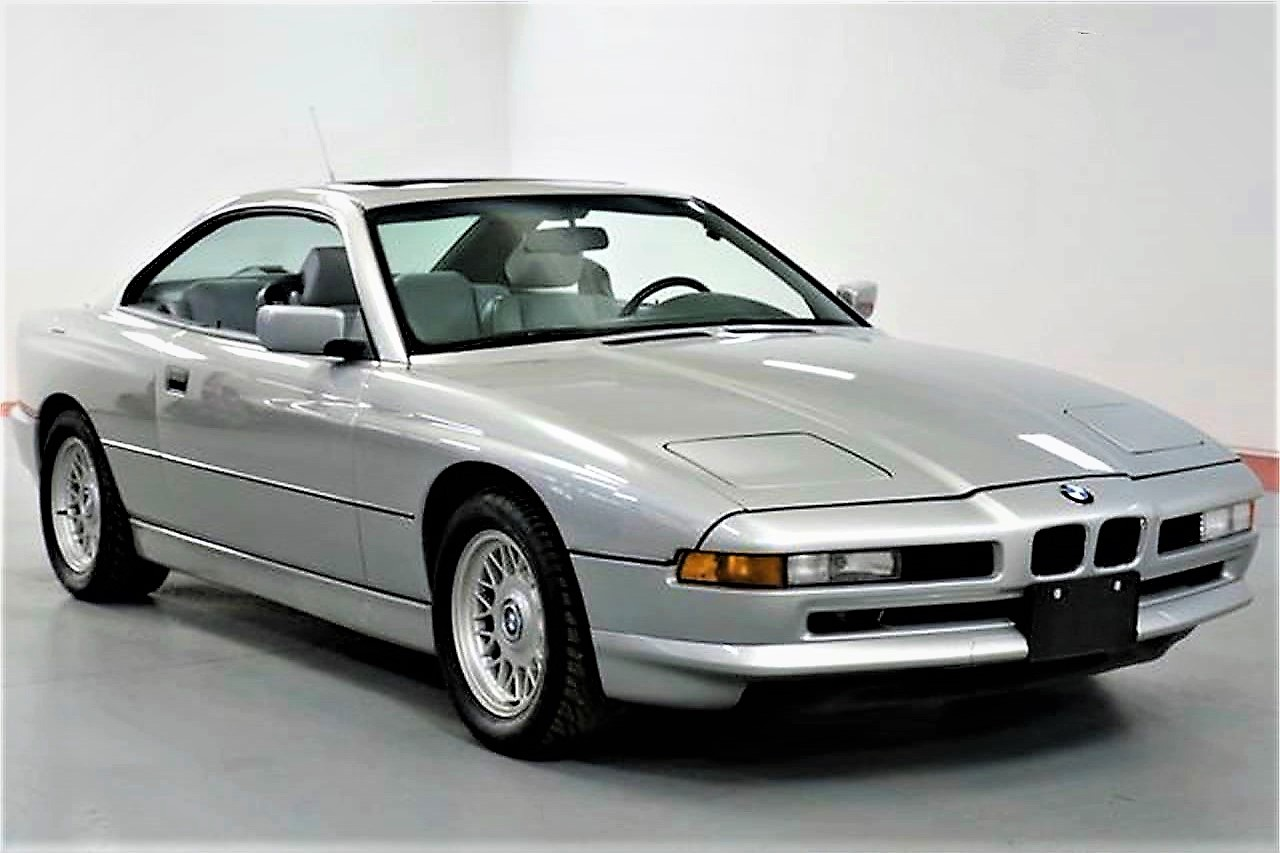 V12 Powered Bmw 850i Coupe Has A Strong Future As A Classic