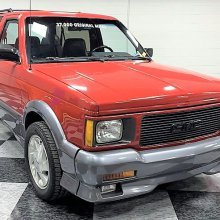 Hard-charging GMC Typhoon muscle-car compact SUV