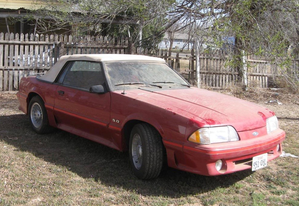 1987 Ford Mustang, '87 Mustang GT convertible has been driven less than 1,000 miles, ClassicCars.com Journal