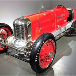 1926 Miller 91ci Front Drive. Photo Courtesy of The Brumos Collection – Amelia