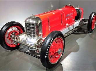 Innovations of Indy featured during Amelia Island Concours