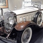 1930 Cadillac V16 cnvertible coupe La Jolla concours