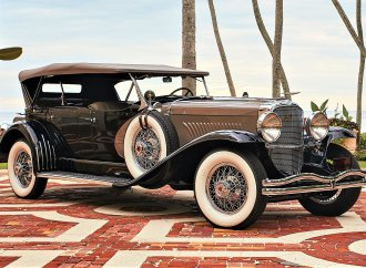 Great pre-war American Classics set for RM Sotheby's Florida sale