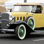 1932 Chevrolet Deluxe Sports Roadster