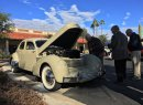 1936 Cord Westchester was a brilliant example of Art Deco style.