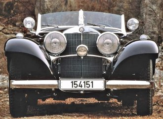 Mercedes-Benz 500K-540K earn honors at Amelia Island Concours