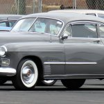 1948 Cadillac couope
