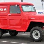 1959 Willys Ski Patrol Jeep