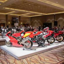 Larry's likes at Bonhams' Vegas motorcycle auction