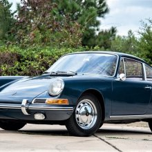 Well-preserved 1966 Porsche 911 in time-warp condition