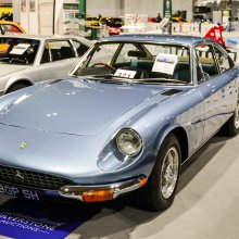 Silverstone scores with inaugural Autosport auction