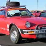 1979 Porsche rally car
