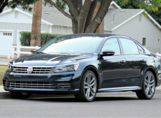Refined Volkswagen Passat fights to maintain relevance