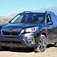 Subaru Forester grows, improves and adds versatility for 2019