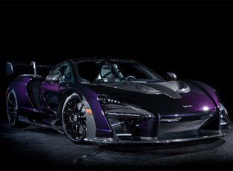 Barrett-Jackson adds 2019 McLaren Senna to Scottsdale docket