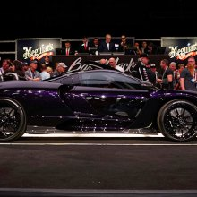 McLaren Senna supercar fetches more than $1.3M at Barrett-Jackson Scottsdale