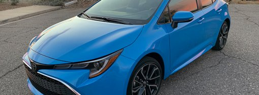 Toyota Corolla hatchback offers new looks, trademark reliability to younger buyers