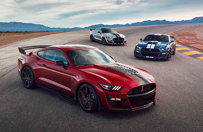 The snake is back: 2020 Ford Mustang Shelby GT500 unveiled