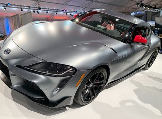 Barrett-Jackson shows off 2020 Toyota Supra ahead of auction