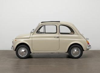Vintage Fiat 500 will be part of special design exhibit at MoMA