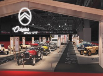 Citroen celebrates its centennial at Retromobile 2019