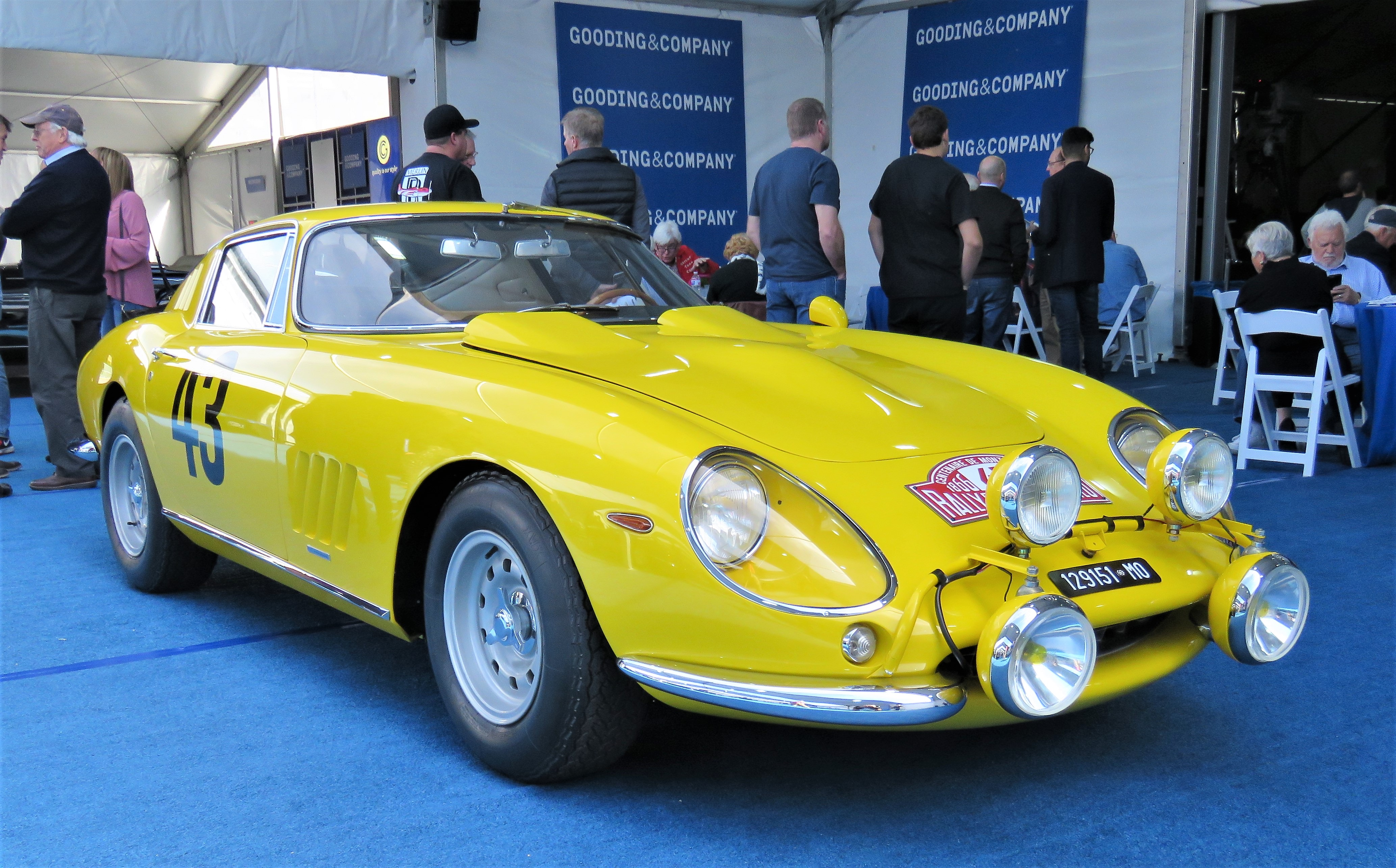 The Reserve Is Not Off Millions Left On The Table At Collector Car