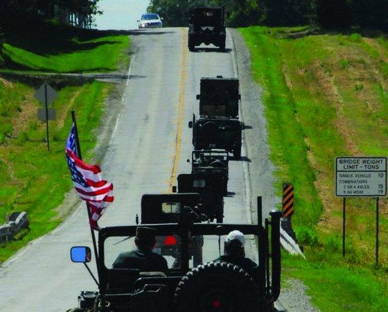 Ike's hike: Centennial tour set to celebrate 1919 cross-country trek