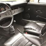 911 carrera silverstone auctions interior