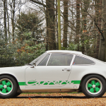 911 carrera silverstone auctions side shot