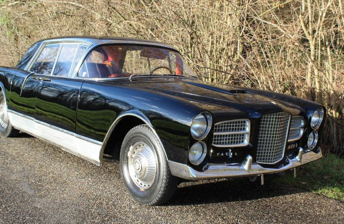 Movie star and rocker cars on Coys docket