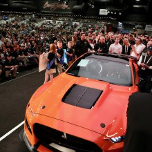 Craig Jackson donates $1.1 million for first 2020 Shelby Mustang GT500
