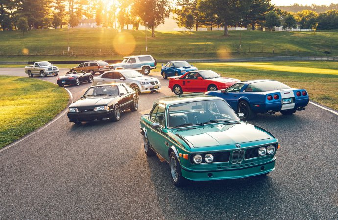 Hagerty lists 10 collector cars to buy before values go up