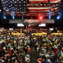 Barrett-Jackson posts record $9.6 million in charity sales
