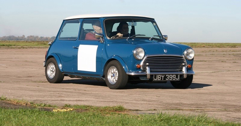 Supercar, British seniors eager for supercar experiences, ClassicCars.com Journal