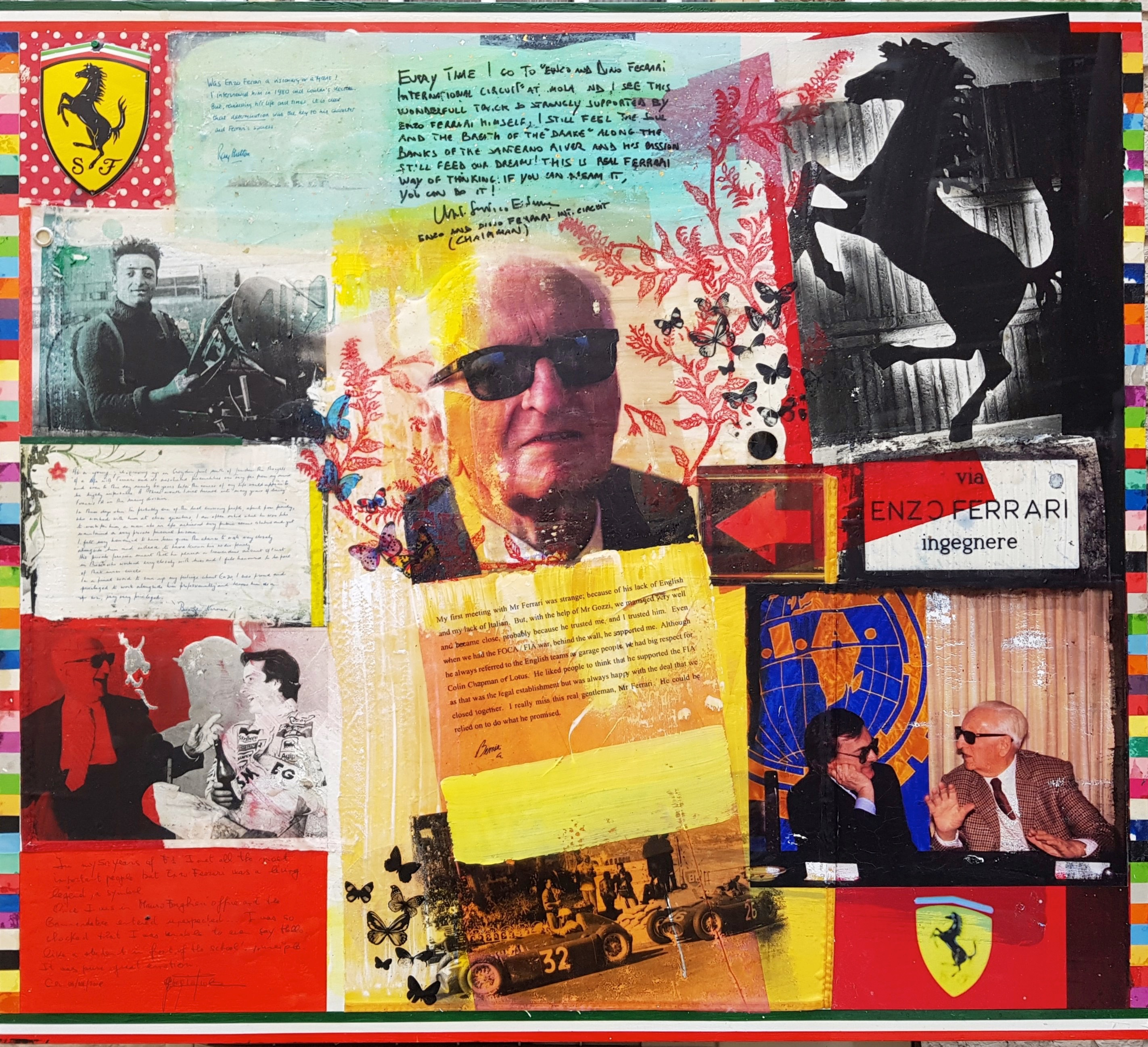 Ferrari, Ferrari Museum honors Schumacher on his 50th birthday, ClassicCars.com Journal