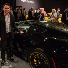 Racer Jeff Gordon sells Corvette at Barrett-Jackson to benefit charity