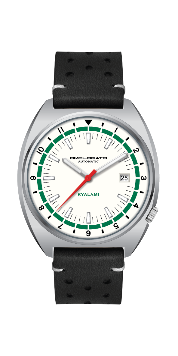 Watches, Watches honor Zandvoort, Kyalami racing circuits, ClassicCars.com Journal