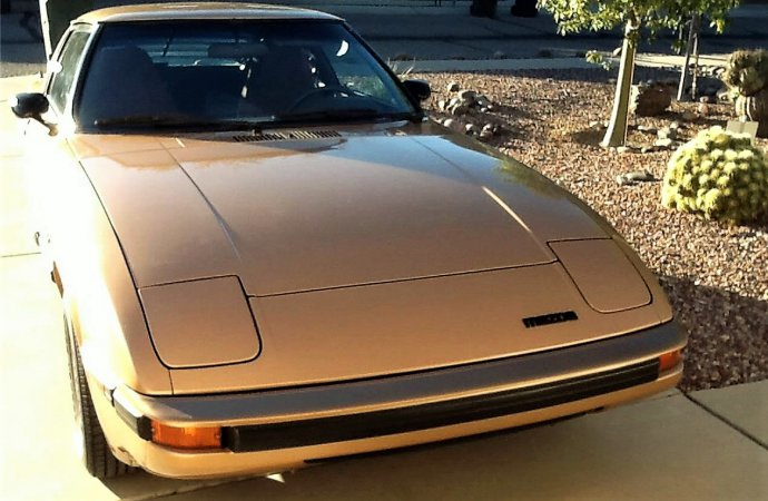 Well-cared-for Mazda RX-7 ready for Future Classics Car Show