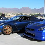 Nissan GT-R coupes