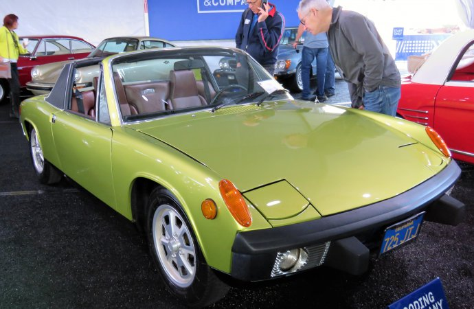Porsche 914 50th anniversary mostly just being ignored