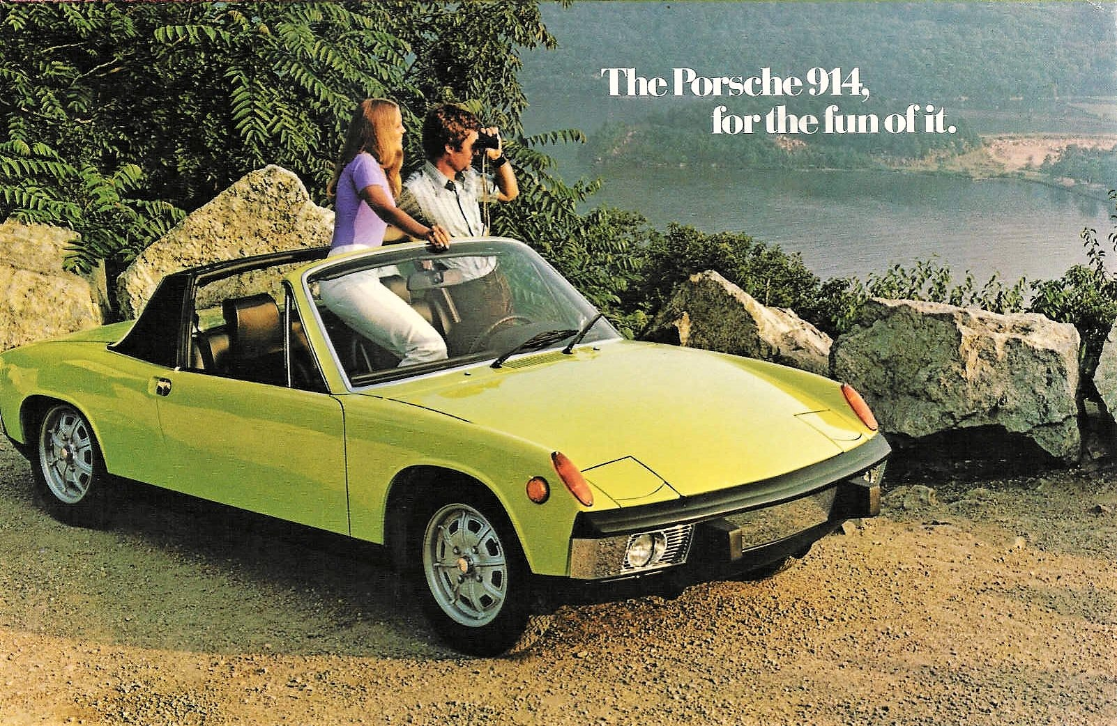 Porsche 914 50th Anniversary Is Mostly Just Being Ignored