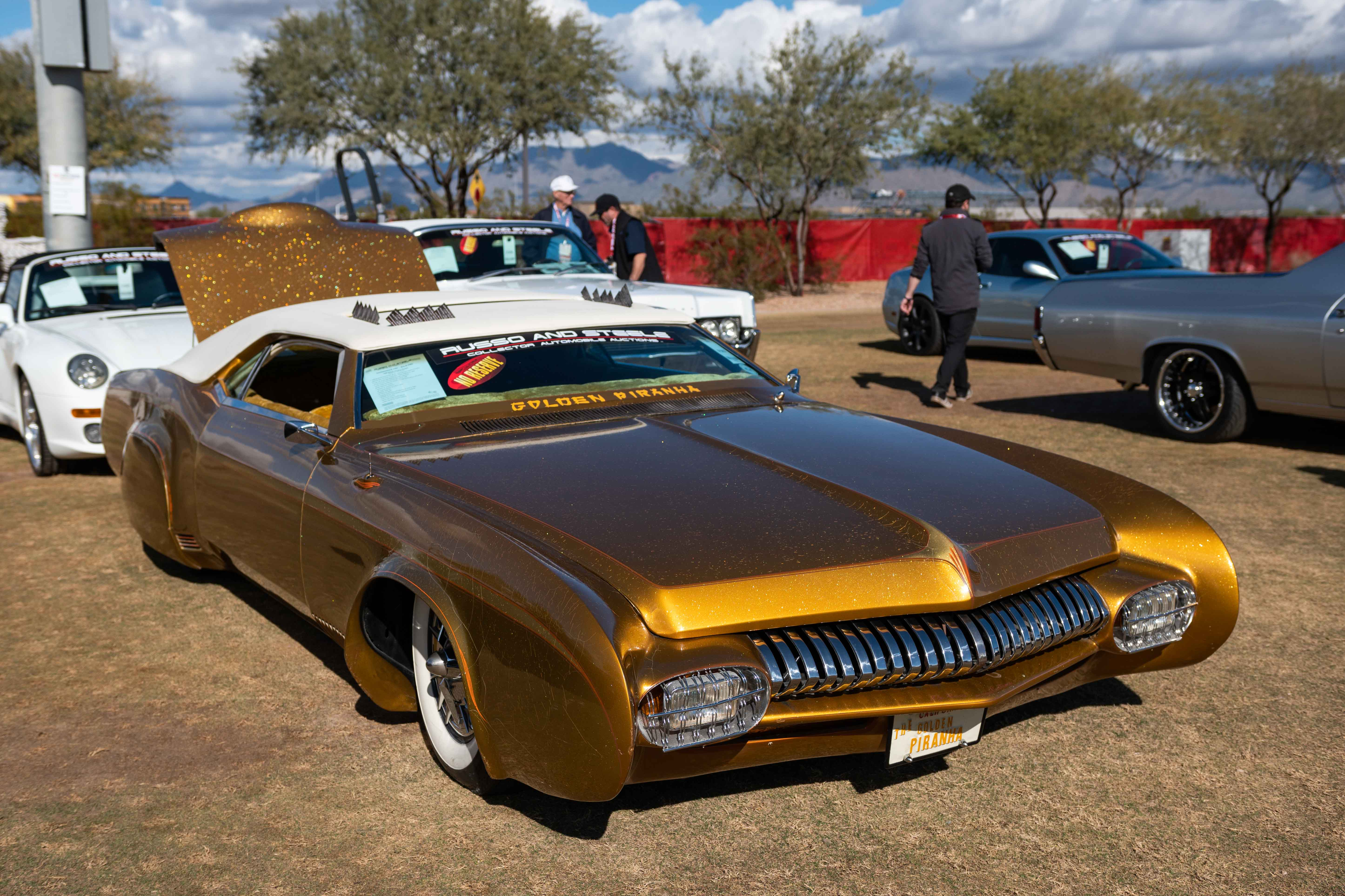Russo and Steele auction, Carter's picks from the Russo and Steele auction in Scottsdale, ClassicCars.com Journal