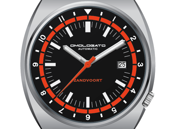 Watches honor Zandvoort, Kyalami racing circuits