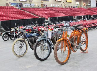 Larry's likes at Mecum's Las Vegas motorcycle auction