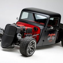 Like Barrett-Jackson? Show it with a new hot rod kit truck